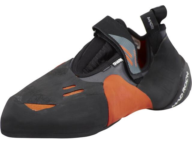 Mad Rock Shark 2.0 Pies de gato, black/orange